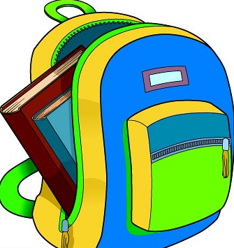 eBackpack - Check out our eBackpack frequently for any flyers and notices from the District or the Community!!